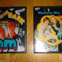 This weekend's watching, courtesy of Everything is Terrible's Dante Fontana, Mystery Mix Volume 1 & 2. It's going to be so much fun discovering what weirdness is on these.