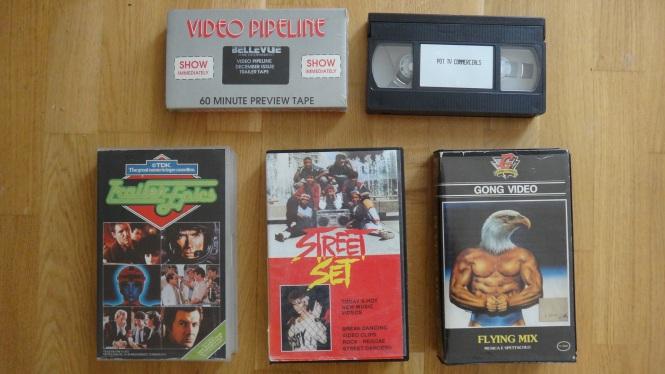 05 VHS Experiment