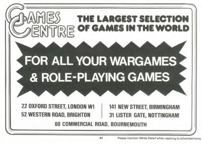 Games Centre WD48 Dec 1983