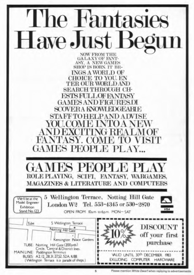 Games People Play WD47 Nov 1983