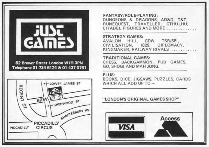 Just Games WD59 November 1984