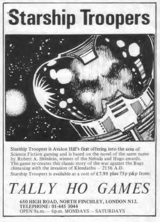 Tally Ho WD2 Aug Sep 1977