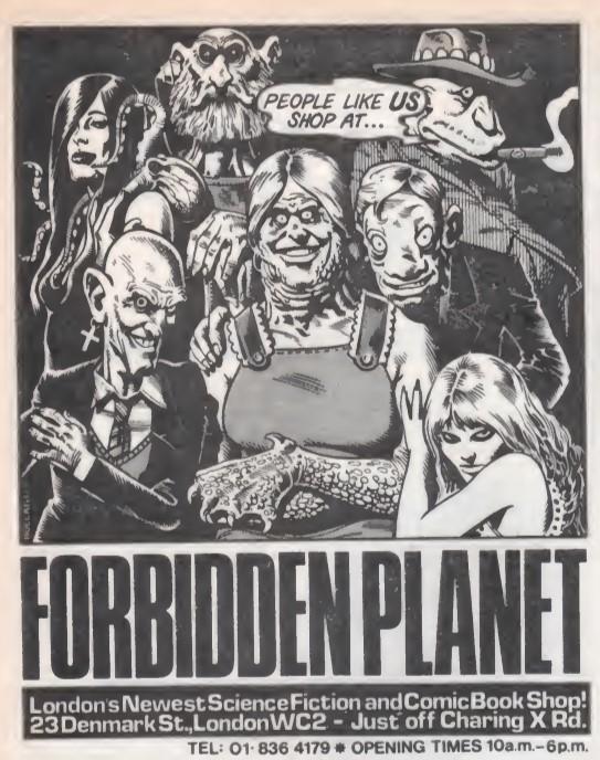 01 Forbidden Planet SB4 1978