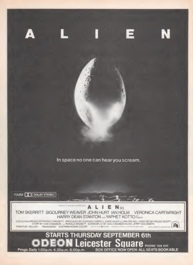 Alien SB14 1979