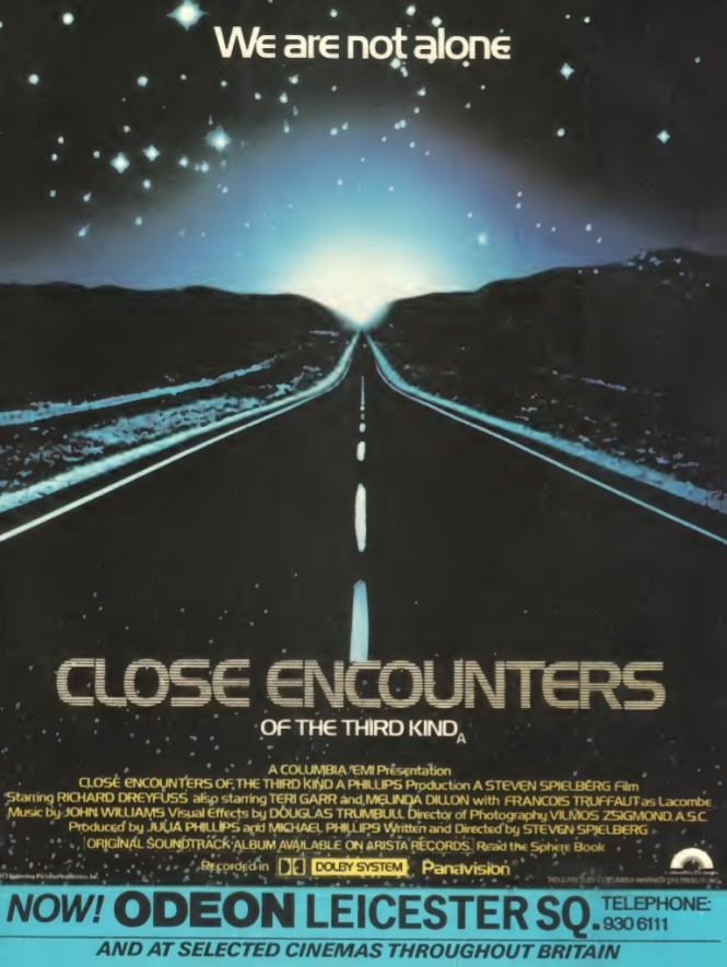 Close Encounters SB3 1978