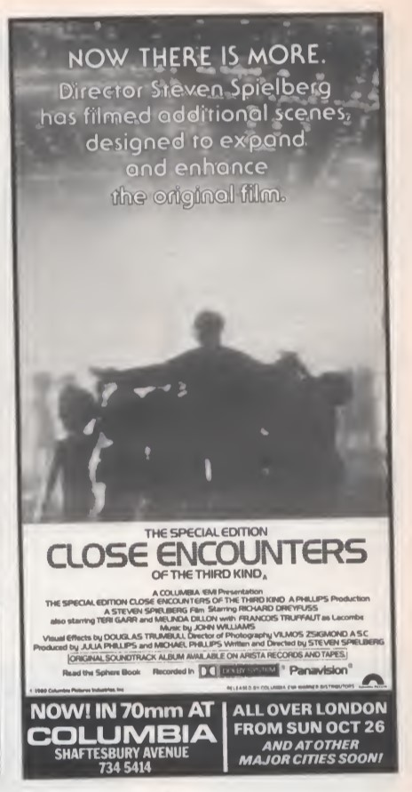Close Encounters SE SB27 1980