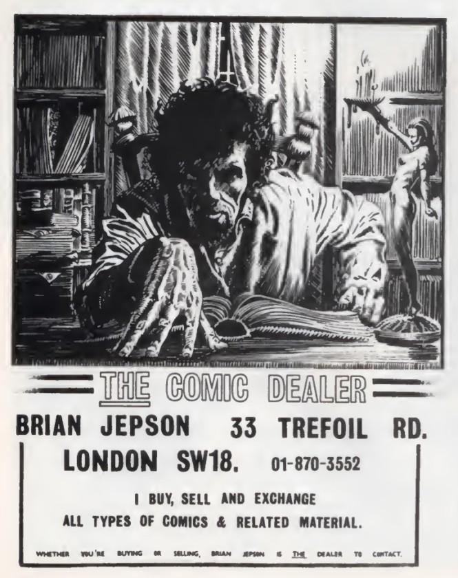 Comic Dealer SB1 1978