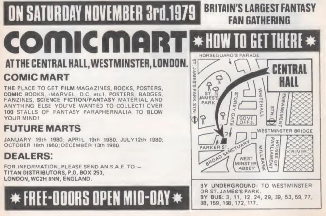 Comic Mart SB14 1979