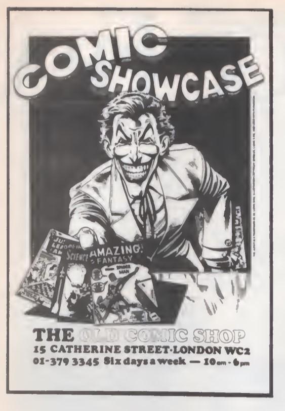 Comic Showcase SB33 1981