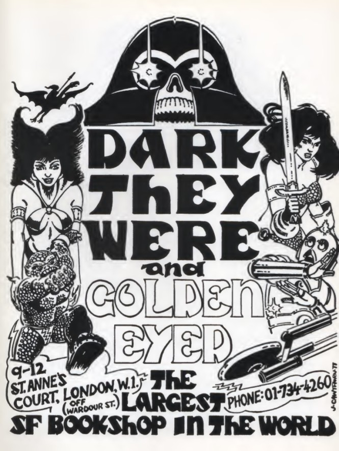 Dark They Were SB3 1978