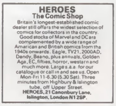 Heroes SB76 1984