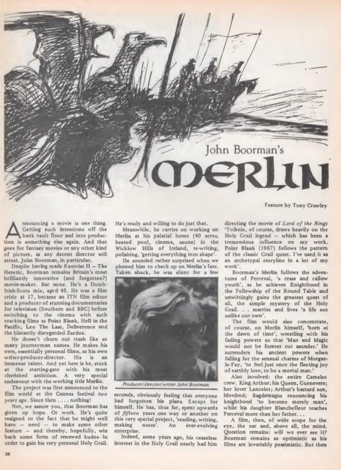 Merlin SB4 1 1978