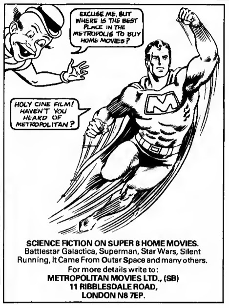 Metropolitan Movies SB12 1979
