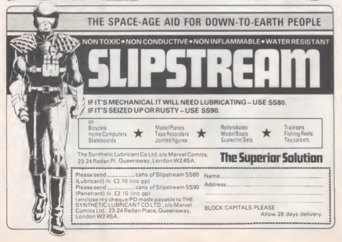 Slipstream SB64 1983
