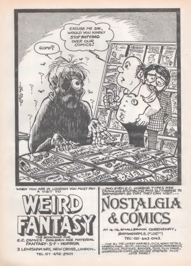 Weird Fantasy SB16 1979