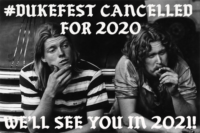 DukeFest Cancelled
